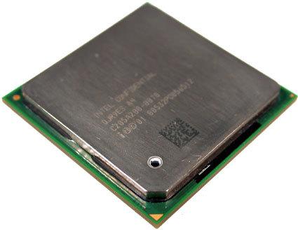Intel Pentium4 800 FSB 3.2 GHz Main Picture