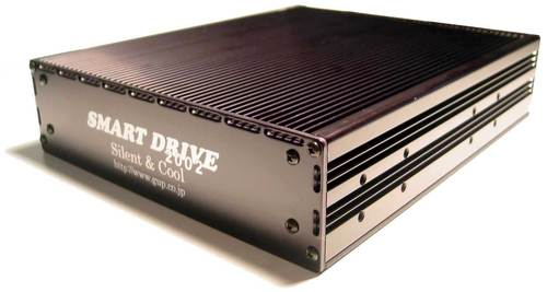 Smart Drive 2002C Enclosure Main Picture