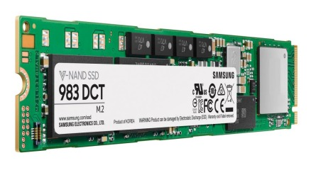 Samsung 983 DCT 2TB M.2 SSD Main Picture