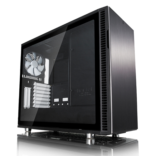 Fractal Design Define R6 USB-C Black w/ Window Main Picture