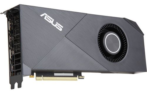 Asus GeForce RTX 2080 8GB Blower Fan Main Picture