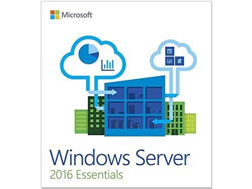 Windows Server 2016 Essentials Main Picture