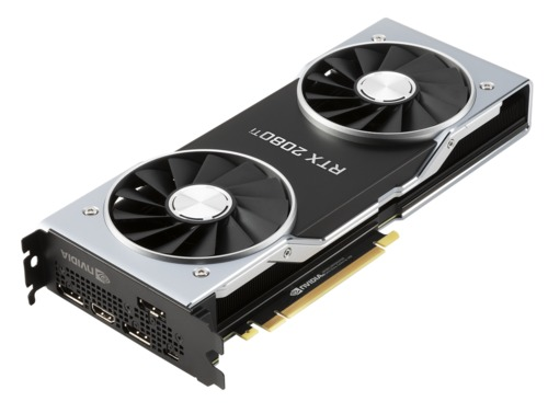 NVIDIA GeForce RTX 2080 Ti 11GB Founders Edition Main Picture