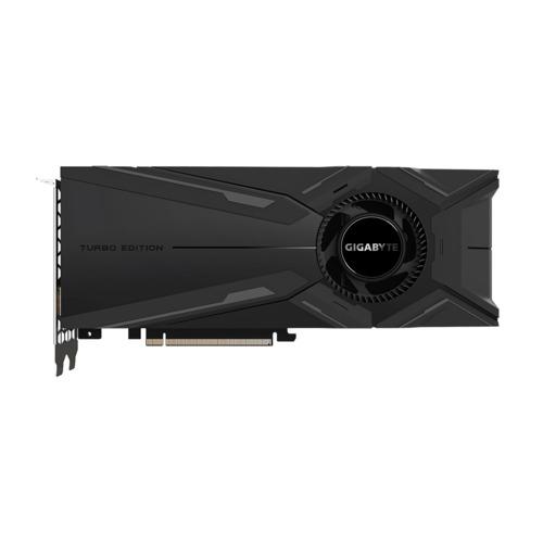 Gigabyte GeForce RTX 2080 8GB Turbo OC Blower Fan Main Picture