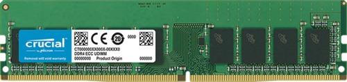 Crucial DDR4-2666 16GB ECC Main Picture