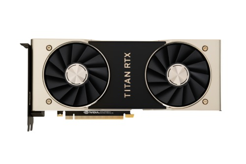 NVIDIA TITAN RTX 24GB Main Picture