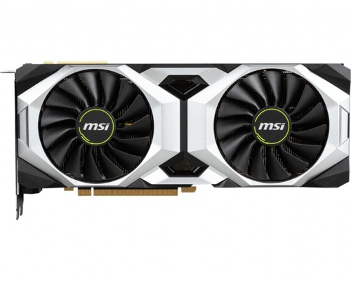 MSI GeForce RTX 2080 Ti Ventus 11GB OC Open Air Main Picture