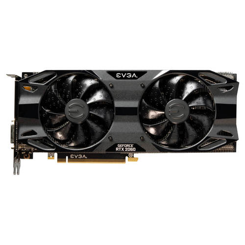 EVGA GeForce RTX 2060 XC Ultra 6GB Open Air Main Picture