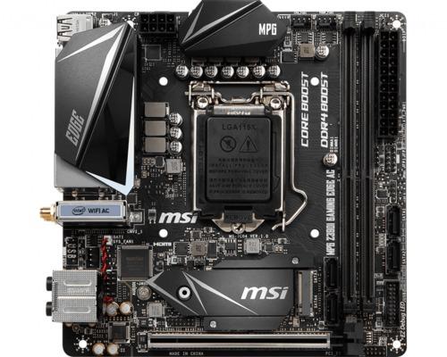 MSI Z390I Edge AC Main Picture