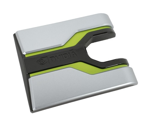 NVIDIA Quadro RTX 6000 NVLink HB Bridge 2-Slot Main Picture