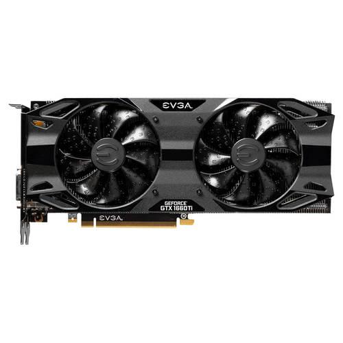 EVGA GeForce GTX 1660 Ti XC Ultra 6GB Open Air Main Picture
