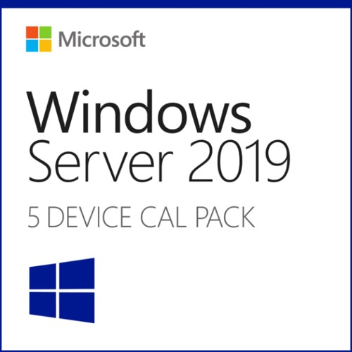 MS Server 2019 5 Device CAL Pack Main Picture