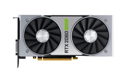 NVIDIA GeForce RTX 2060 SUPER Founders Edition 8GB Open Air Main Picture