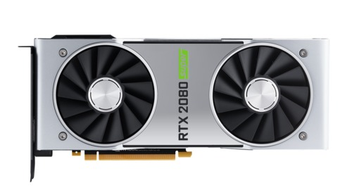 NVIDIA GeForce RTX 2080 SUPER Founders Edition 8GB Open Air Main Picture