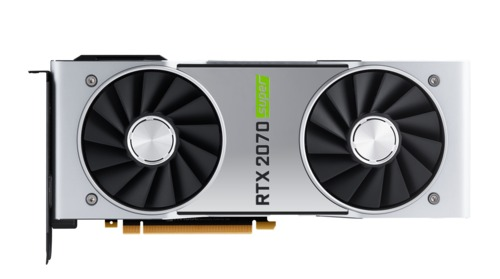 NVIDIA GeForce RTX 2070 SUPER Founders Edition 8GB Open Air Main Picture