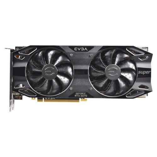 EVGA GeForce RTX 2070 SUPER BLACK 8GB Open Air Main Picture