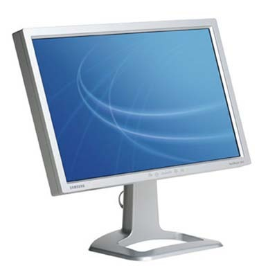 Samsung 243T 24 inch LCD (Silver) Main Picture