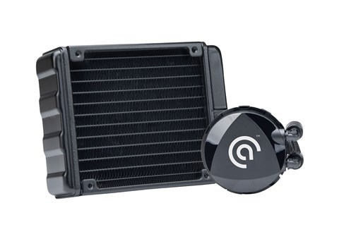Asetek 650LX Thick 120mm CPU Cooler Main Picture