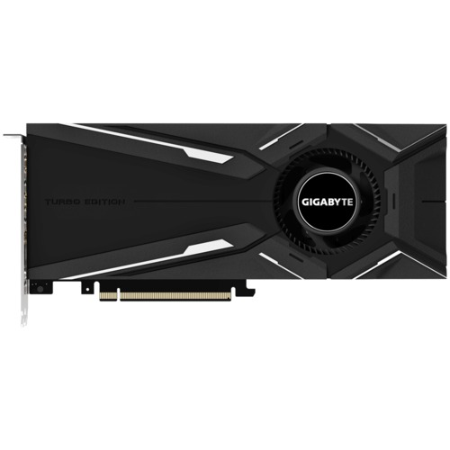 Gigabyte GeForce RTX 2080 Ti OC 11GB Turbo Rev. 2.0 Blower Fan Main Picture