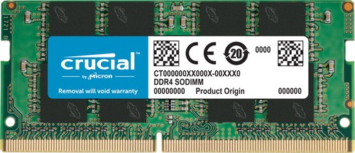 Crucial SODIMM DDR4-2666 8GB Main Picture