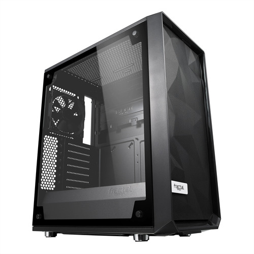 Fractal Design Meshify C Tempered Glass Black Main Picture