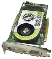 BFG GeforceFX 6800 Ultra OC 512MB PCI-Express Main Picture
