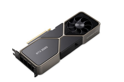 NVIDIA GeForce RTX 3080 10GB Open Air Main Picture