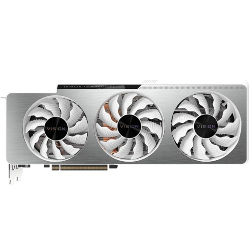 Gigabyte GeForce RTX 3080 Vision OC 10GB Open Air Main Picture