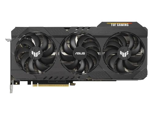 Asus GeForce RTX 3090 TUF OC 24GB Open Air Main Picture