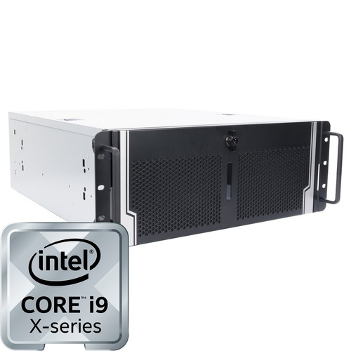 Intel Core X299 4U Main Picture