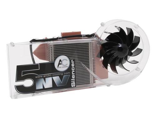 Artic Cooling VGA Cooler - NV Silencer 5 Rev. 2 Main Picture