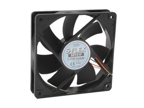 Scythe S-FLEX SFF21F 1600RPM 120mm S-FDB Fan Main Picture
