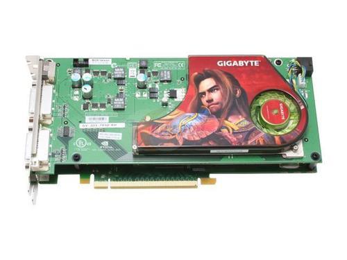 Gigabyte GeForce 7950GX2 1GB Main Picture