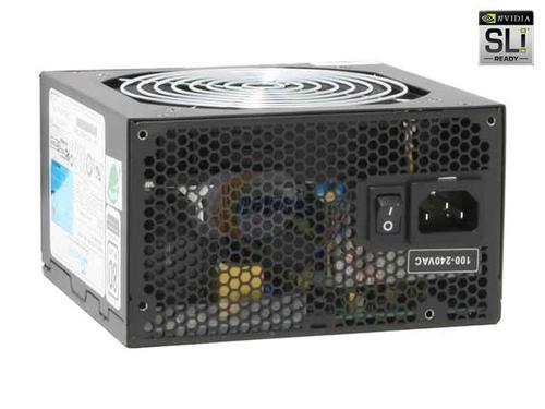 Seasonic 550W High-Efficiency Power Supply Main Picture
