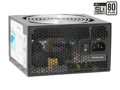 Seasonic 650W High-Efficiency Power Supply Main Picture