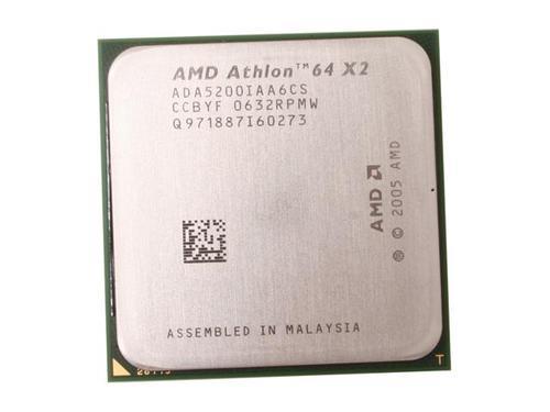 AMD Athlon 64 (AM2) x2 5200+ Main Picture