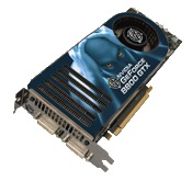 BFG GeForce 8800GTX 768MB Main Picture