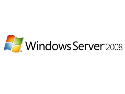 Configure PC w/ Windows Server 2008 Standard OEM Operating