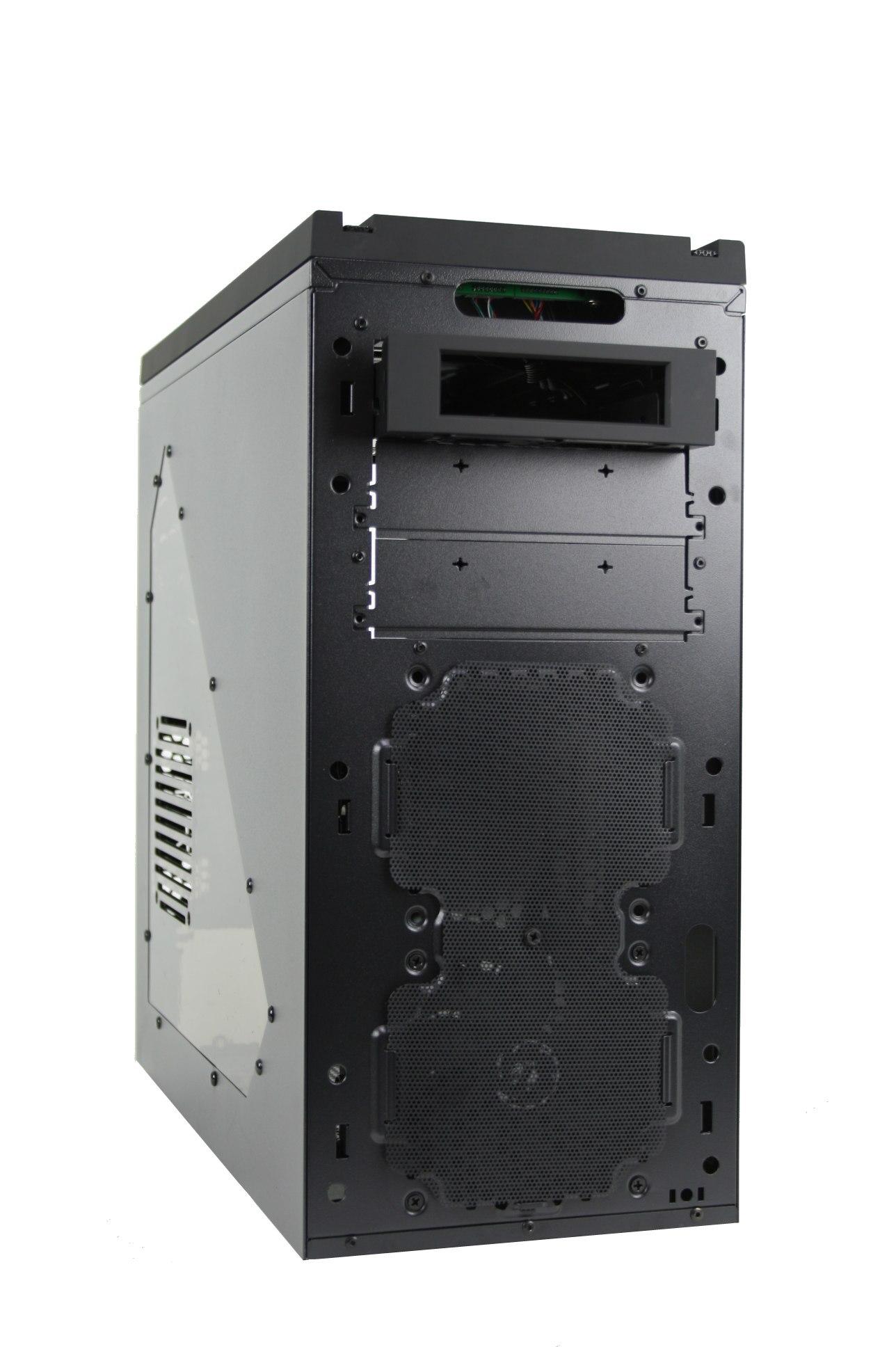 BitFenix Shinobi Black w/ Window front without panel