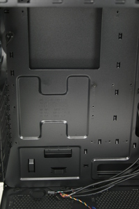 BitFenix Shinobi Black w/ Window motherboard mount