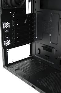BitFenix Shinobi Black w/ Window PSU mount