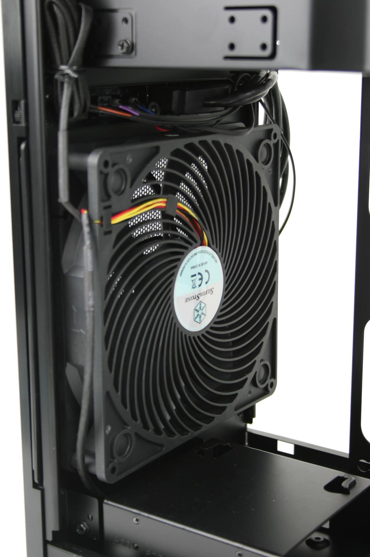 Silverstone TJ08-E AP181 front fan