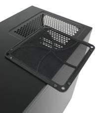 Silverstone TJ08-E PSU fan filter