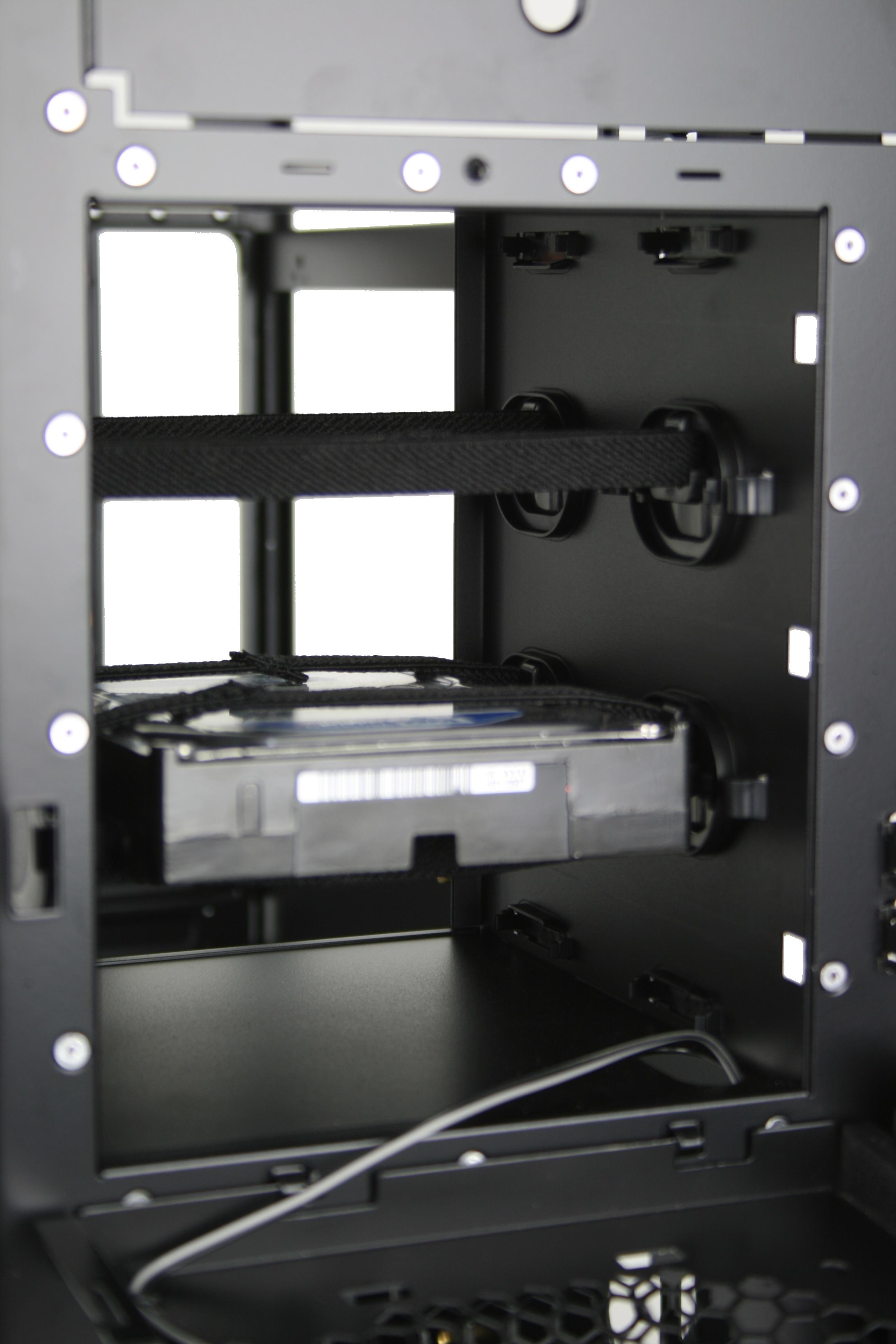 Antec Solo II suspension mount