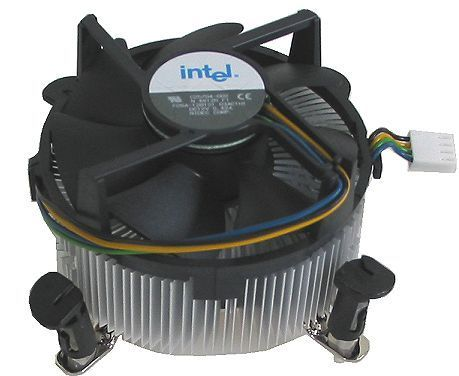 Intel LGA 775 heatsink