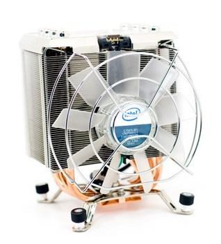 Intel LGA 1366 Extreme heatsink