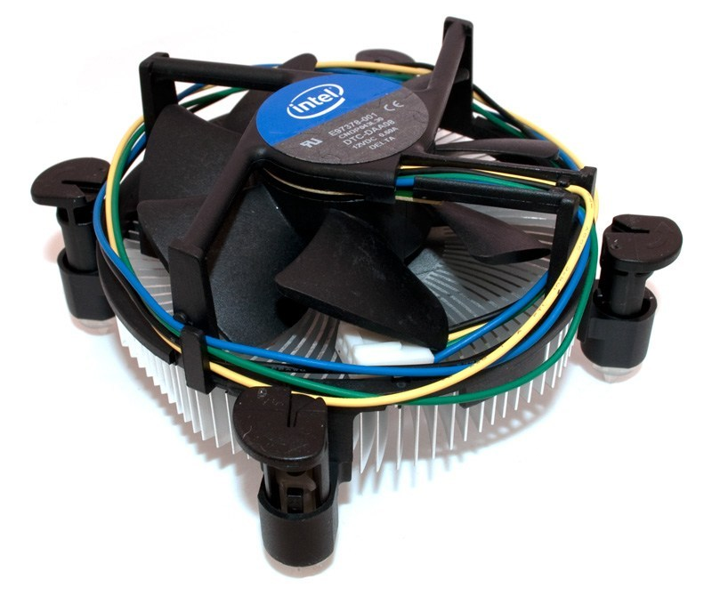 Intel LGA 1156 heatsink