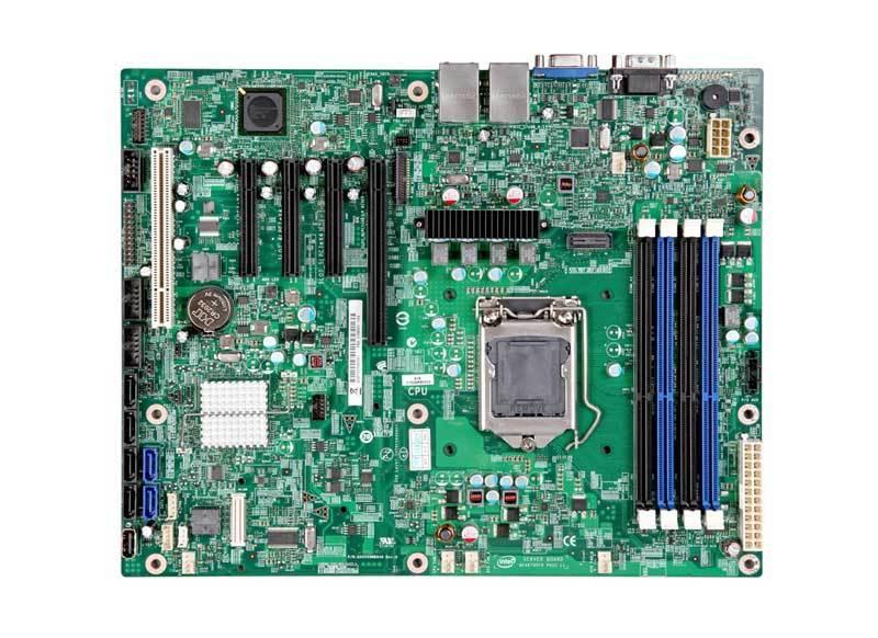 Configure Pc W Intel S1200btl Motherboard