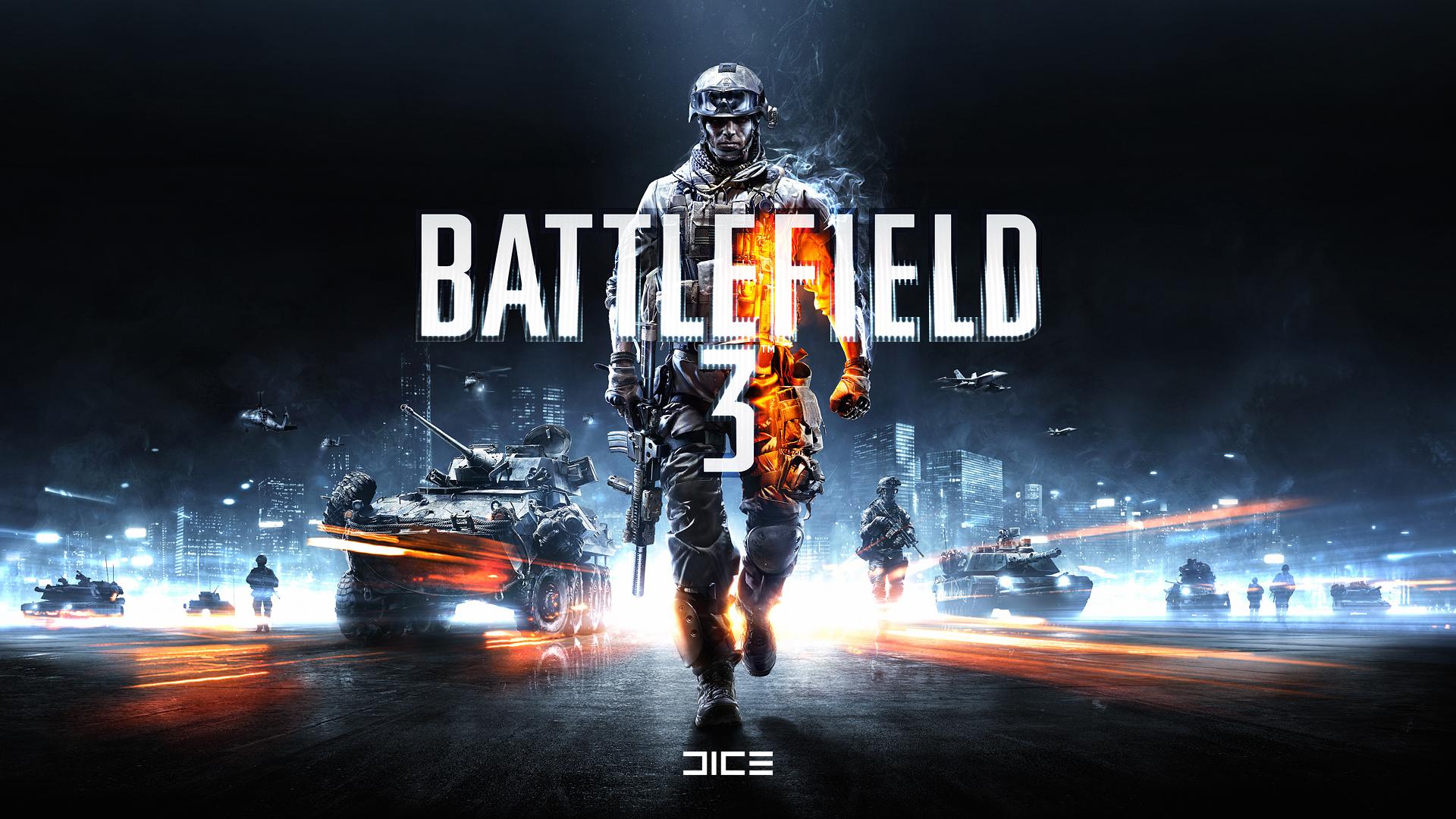 Battlefield 3 Logo