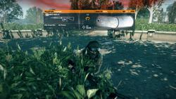 Battlefield 3 Gameplay Kill Cam Screenshot